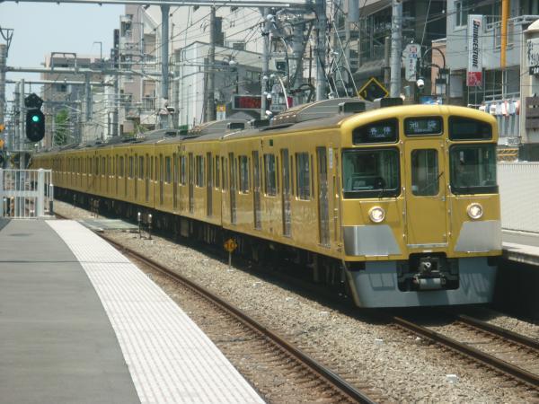 2014-05-24 西武2083F 各停池袋行き 5450レ