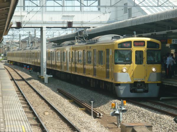 2014-05-24 西武2087F 各停西武球場前行き3 7013レ