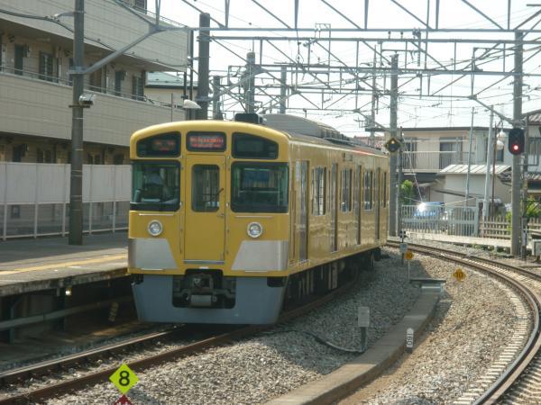 2014-05-24 西武2087F 各停西武球場前行き5 7013レ