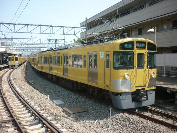 2014-05-24 西武2463F+2063F 準急西武球場前行き1 4303レ