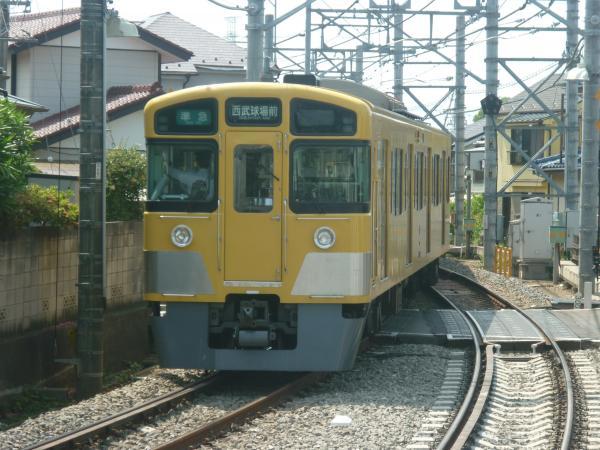 2014-05-24 西武2463F+2063F 準急西武球場前行き2 4303レ