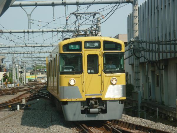2014-05-24 西武2465F+2501F+2503F 準急池袋行き 2137レ