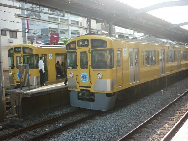 2014-05-24 西武9101F 9106F 並び1