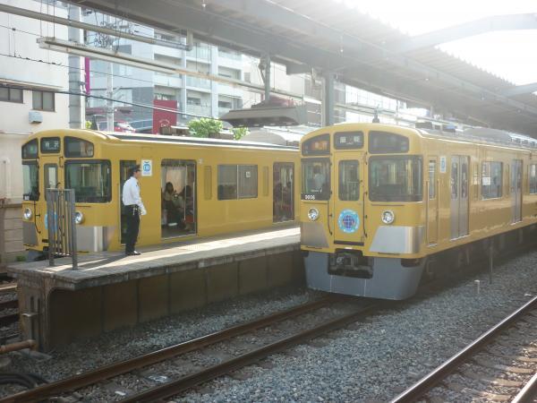 2014-05-24 西武9101F 9106F 並び2