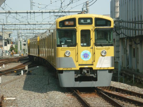 2014-05-24 西武9101F 急行池袋行き 2152レ