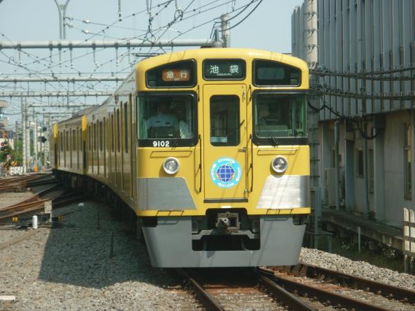 2014-05-24 西武9102F 急行池袋行き 2150レ