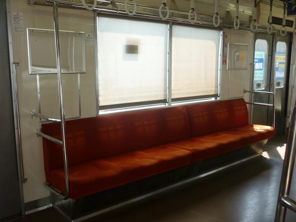 2014-05-24 西武9102F 車内座席