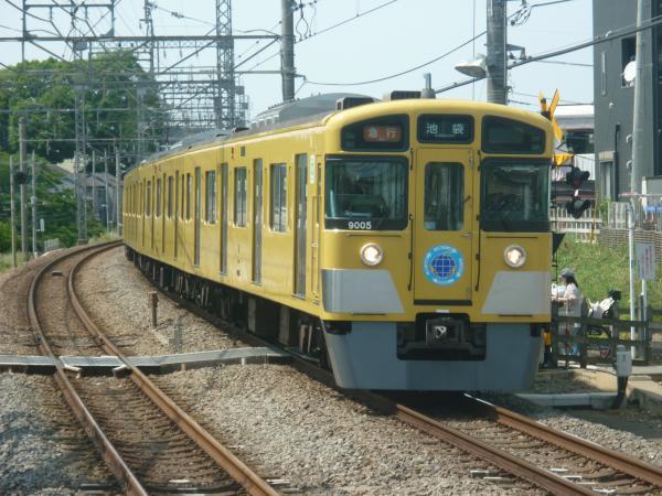 2014-05-24 西武9105F 急行池袋行き 2142レ