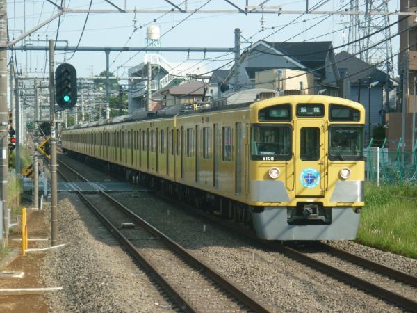 2014-05-24 西武9108F 準急飯能行き1 4139レ