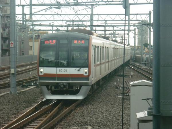 2014-06-08 メトロ10121F 各停新木場行き 6536レ