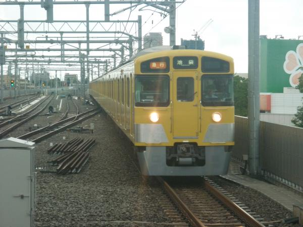2014-06-08 西武2465F+2501F+2503F 急行池袋行き 2158レ