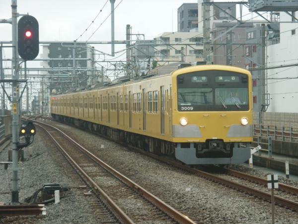 2014-06-08 西武3009F 各停保谷行き1 5725レ