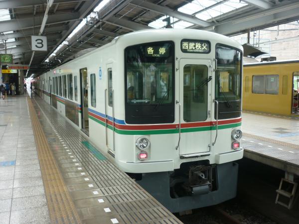 2014-06-08 西武4001F 各停西武秩父行き1 5035レ