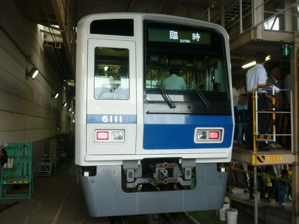 2014-06-08 西武6111F 臨時