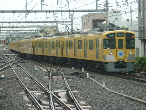 2014-06-08 西武9102F 準急池袋行き 4132レ