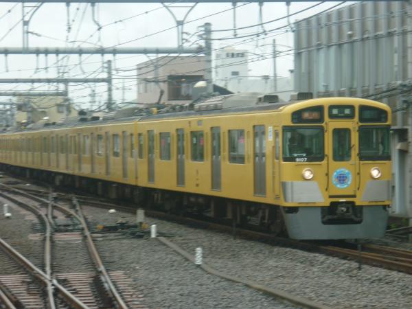 2014-06-08 西武9107F 急行飯能行き 2139レ