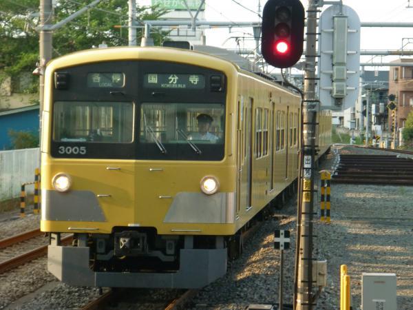 2014-05-02 西武3005F 各停国分寺行き