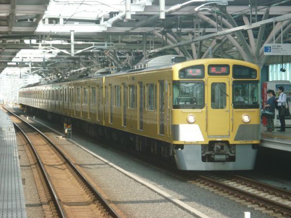 2014-06-21 西武2073F 各停飯能行き1 5121レ