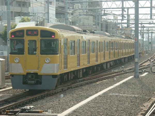 2014-06-21 西武2073F 各停飯能行き2 5121レ