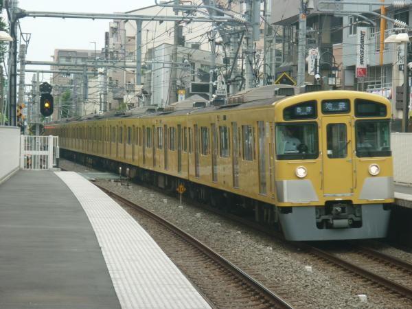 2014-06-21 西武2083F 各停池袋行き 5718レ