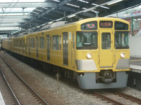 2014-06-21 西武2097F 各停小手指行き3 5219レ