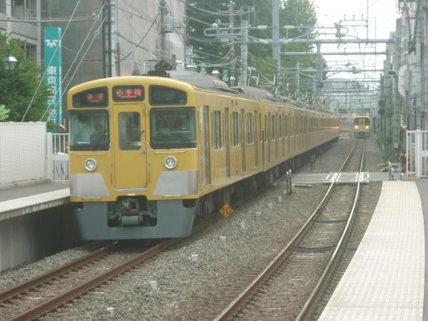 2014-06-21 西武2097F 各停小手指行き4 5219レ
