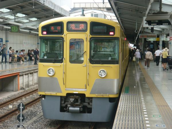 2014-06-21 西武2097F 各停池袋行き 5106レ