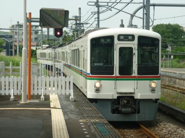 2014-06-21 西武4003F 各停飯能行き 5038レ