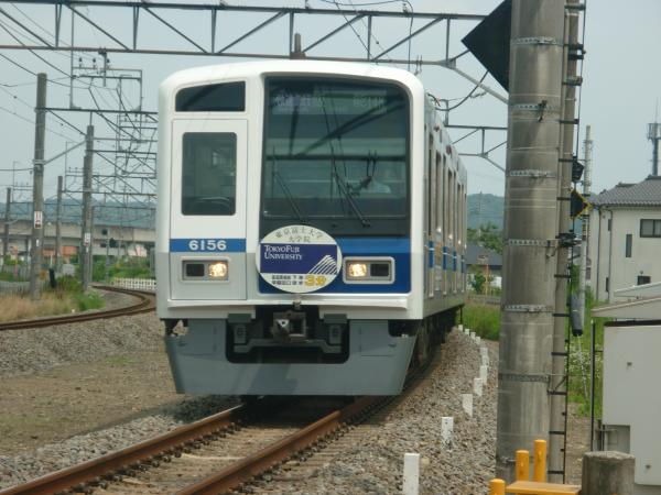 2014-06-21 西武6156F 快速急行飯能行き 1711レ