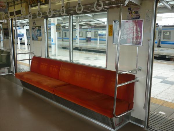 2014-06-21 西武9107F 車内
