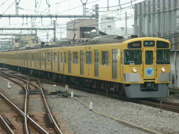 2014-06-21 西武9108F 急行飯能行き 2121レ