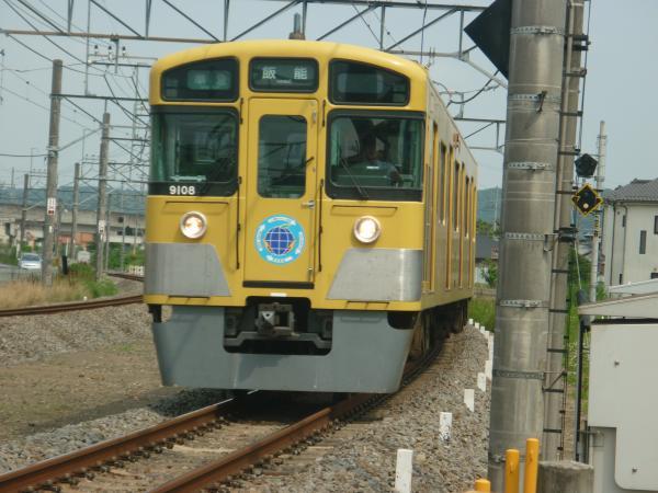 2014-06-21 西武9108F 準急飯能行き 4131レ