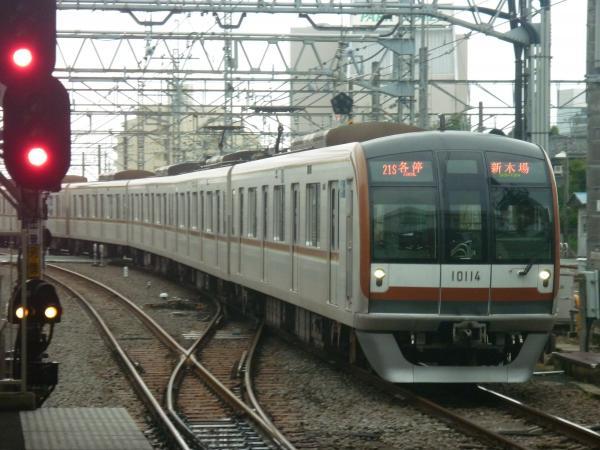 2014-07-05 メトロ10114F 各停新木場行き 6534レ