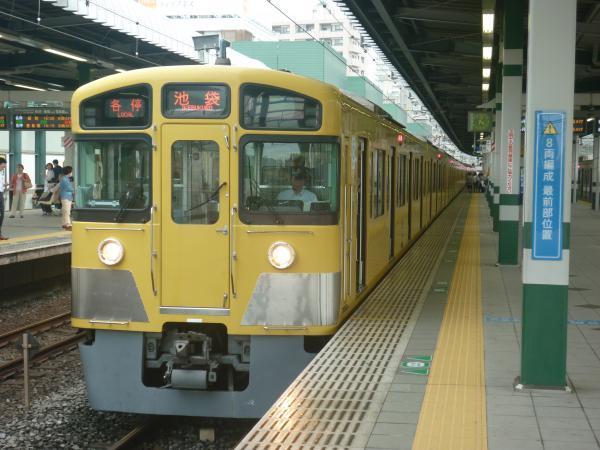 2014-07-05 西武2087F 各停池袋行き2 5112レ