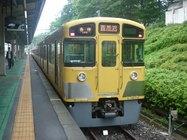 2014-07-05 西武2097F 各停西所沢行き 6156レ