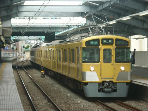 2014-07-05 西武2453F+2063F 準急飯能行き1 4143レ