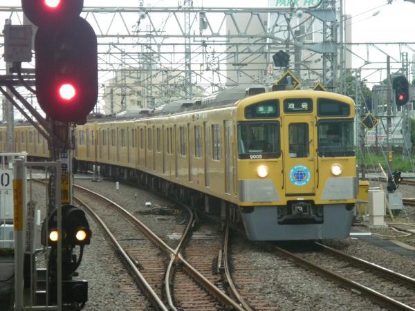 2014-07-05 西武9105F 準急池袋行き 4134レ