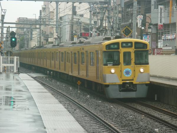 2014-07-05 西武9107F 準急池袋行き 4308レ
