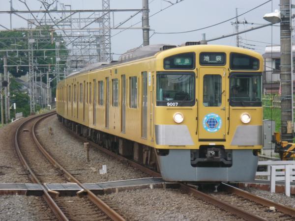 2014-07-05 西武9107F 準急池袋行き1 4132レ