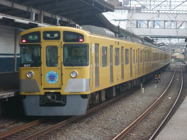 2014-07-05 西武9107F 準急池袋行き2 4132レ