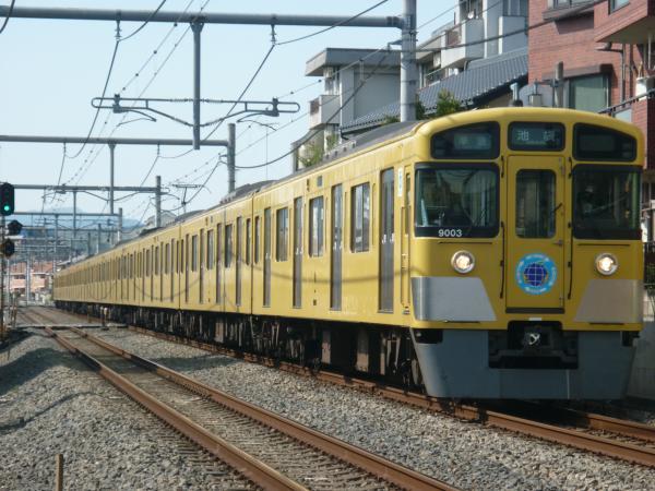 2014-04-12 西武9103F 準急池袋行き 4132レ