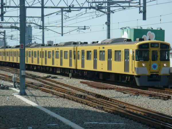 2014-04-12 西武9103F 準急池袋行き 4308レ