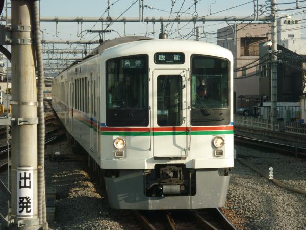 2014-01-12 西武4000系 各停飯能行き