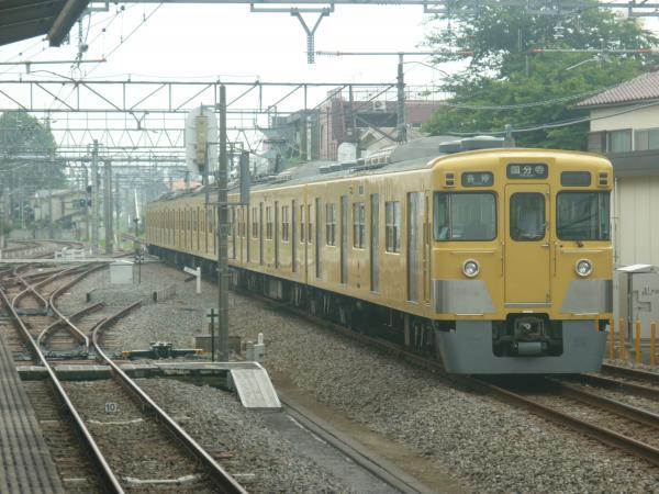 2014-07-23 西武2009F 各停国分寺行き 6680レ