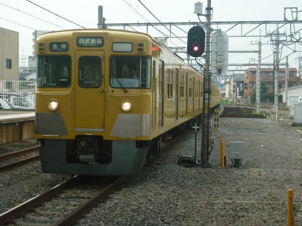 2014-07-23 西武2011F+2409F 各停西武新宿行き 5836レ