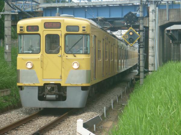 2014-07-23 西武2019F+2505F 急行西武新宿行き 2666レ
