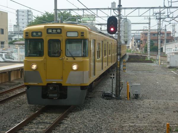 2014-07-23 西武2025F 各停国分寺行き 5776レ