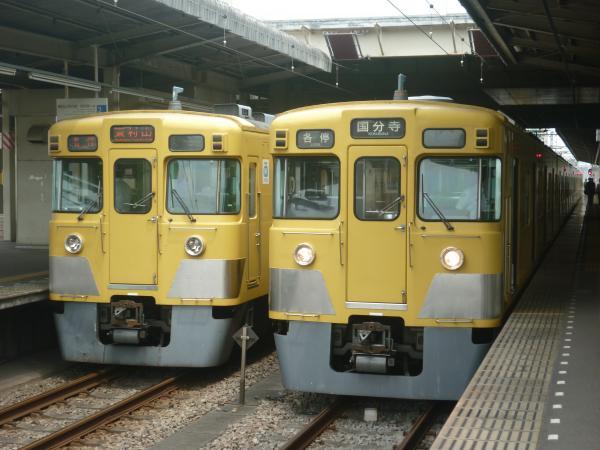 2014-07-23 西武2033F 2009F