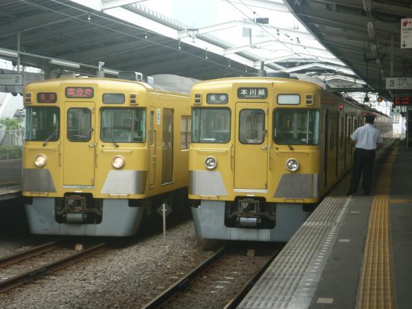 2014-07-23 西武2033F 2025F