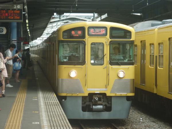 2014-07-23 西武2061F 各停本川越行き1 5633レ